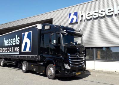 Truck-trailer